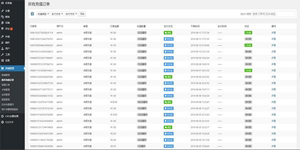 RiPro主题破解去授权无限制版本v5.6.0-七界传说丨关注分享网络、硬件、维护、游戏、主题、虚拟化、软件分享!