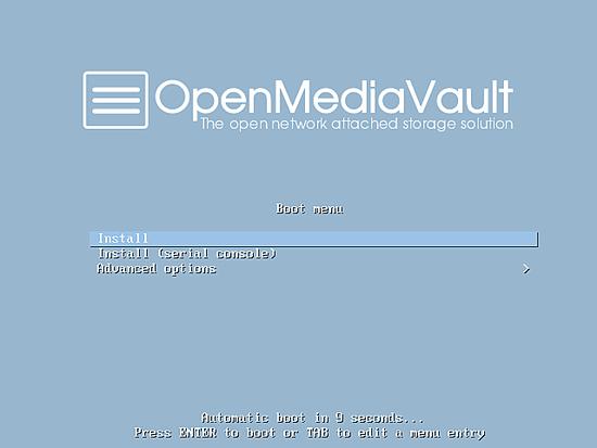 OpenMediaVault安装与配置教程-七界传说丨关注分享网络、硬件、维护、游戏、主题、虚拟化、软件分享!